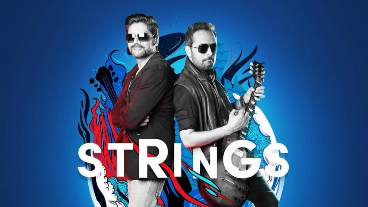 Pakistani band Strings disband after 33 years