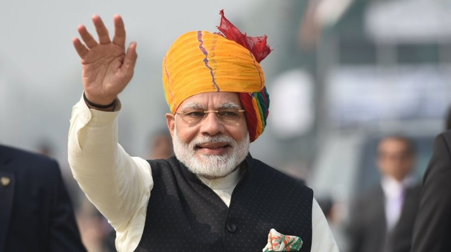 Prime Minister Modi wishes Rajasthan Day