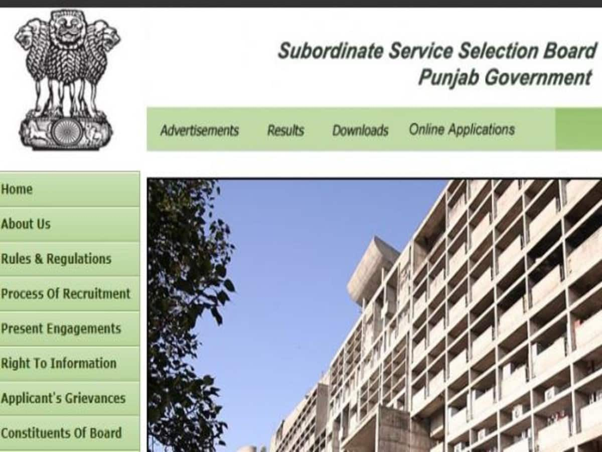 Process to fill 2280 vacant posts in Punjab