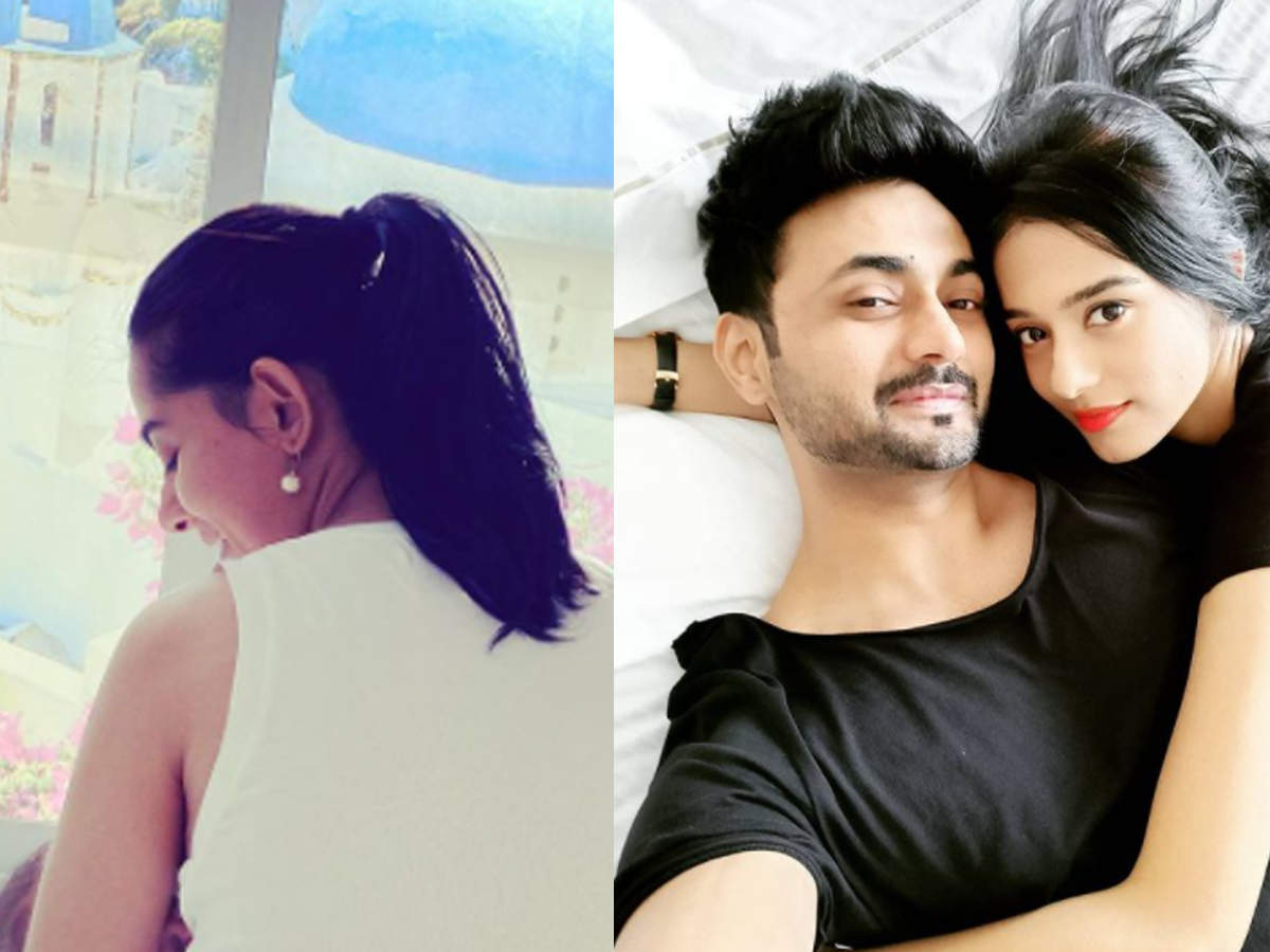 RJ Anmol shared the picture of Amrita Rao while making her breastfeed - the most beautiful and magical
