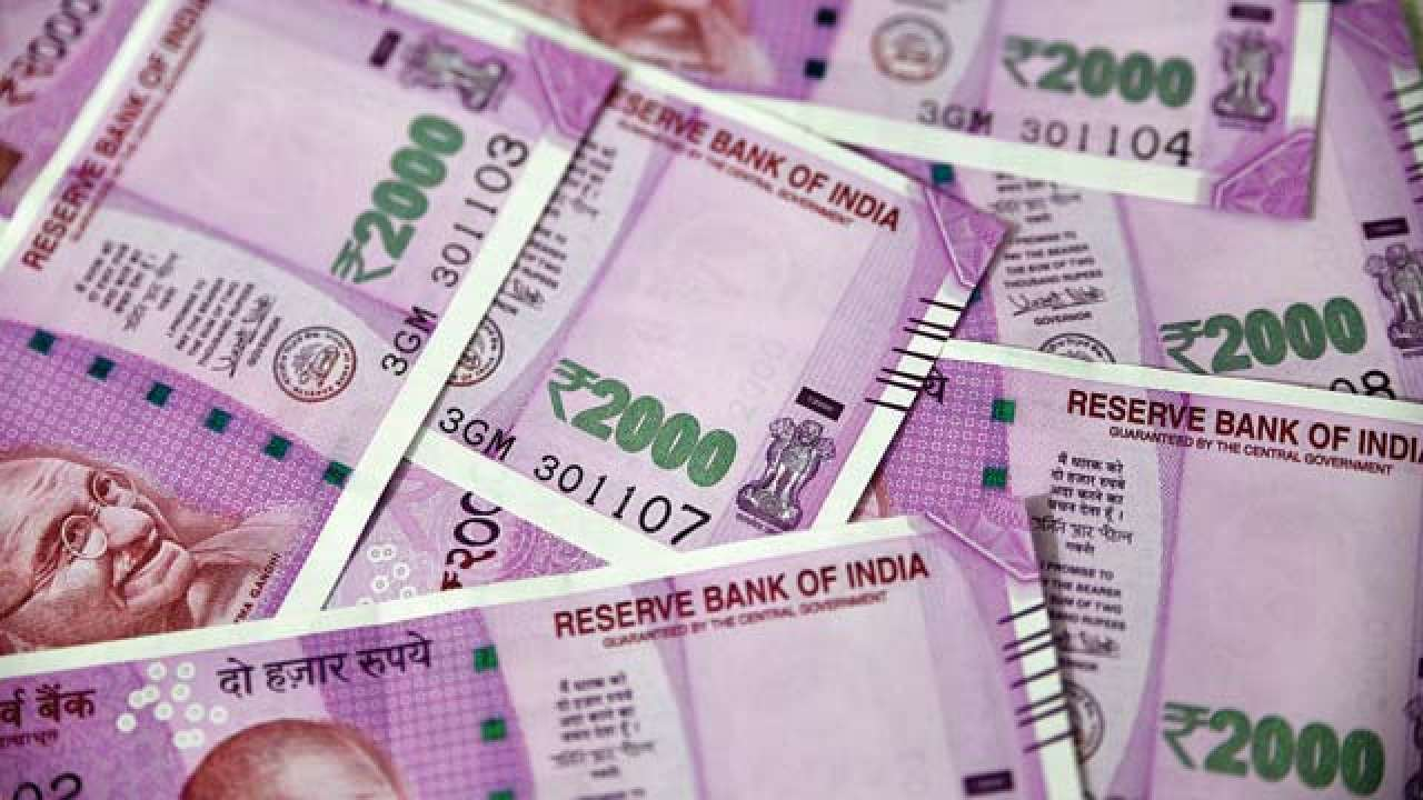 Rupee lost 34 paise against US dollar in early trade
