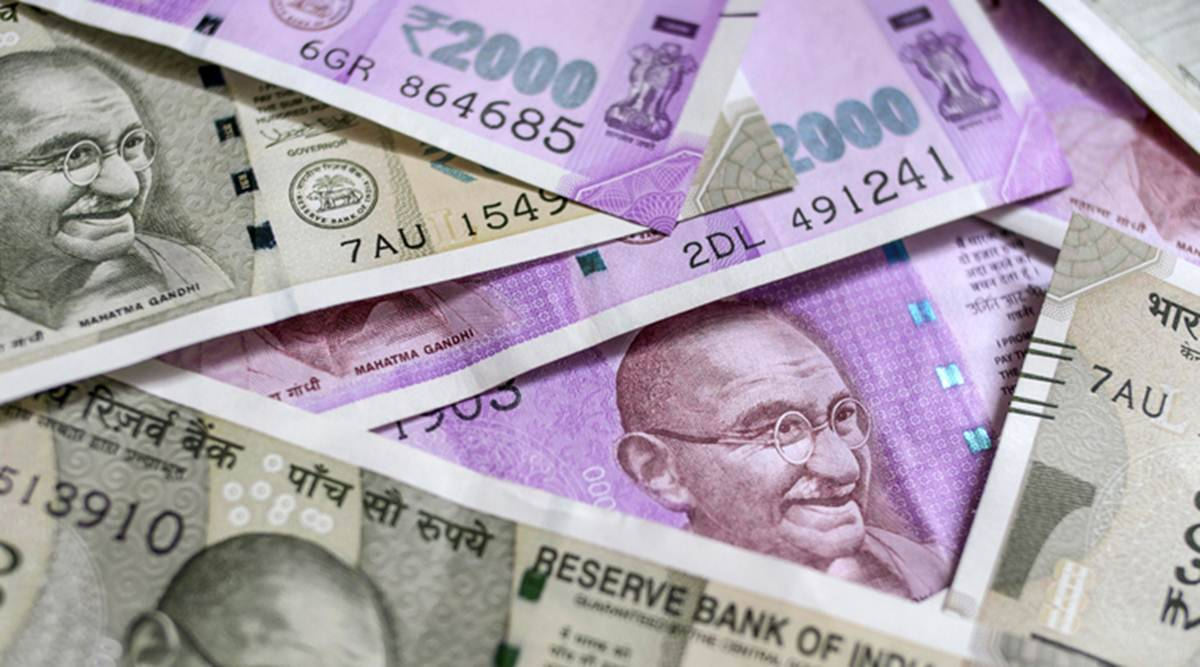 Rupee up 14 paise against US dollar in early trade