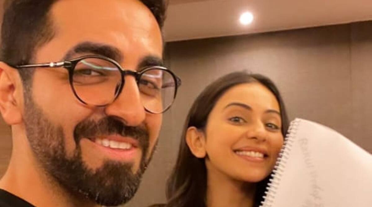 Ayushman Khurana will be seen with Rakul Preet Singh in 'Doctor'