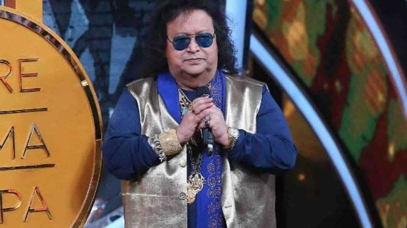 Music composer and singer Bappi Lahiri infected with Corona virus