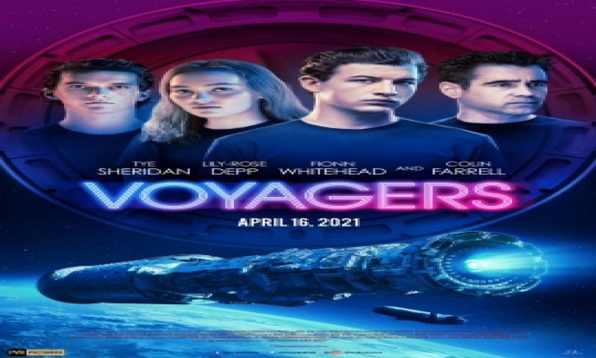 The Voyagers will be released in theaters on April 16