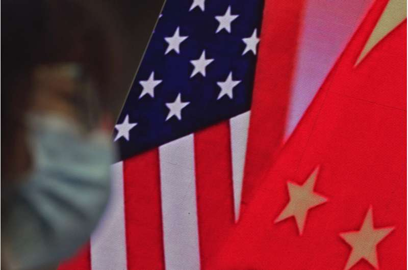 US bans Chinese computer manufacturers