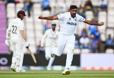 WTC 2019 - Most wickets in 21 cycles in the name of Ashwin