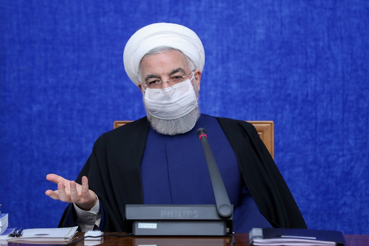 Iran capable of producing 90% enriched uranium: Rouhani