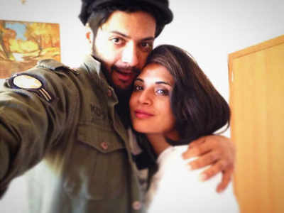 Richa Chadha opened a poll together with boyfriend Ali Fazal, told how kisses and intimate scenes were shot in films
