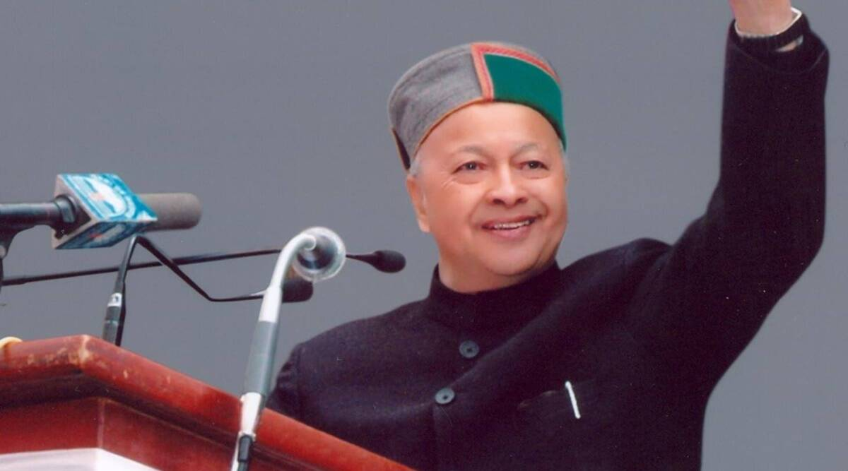 President and Prime Minister condoles the death of former Himachal Pradesh Chief Minister Virbhadra Singh