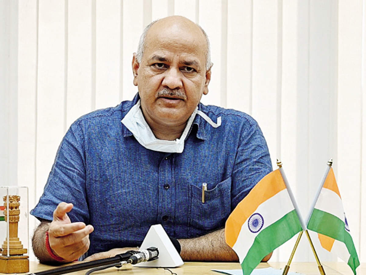 BJP government ate donations of Ram temple: Sisodia