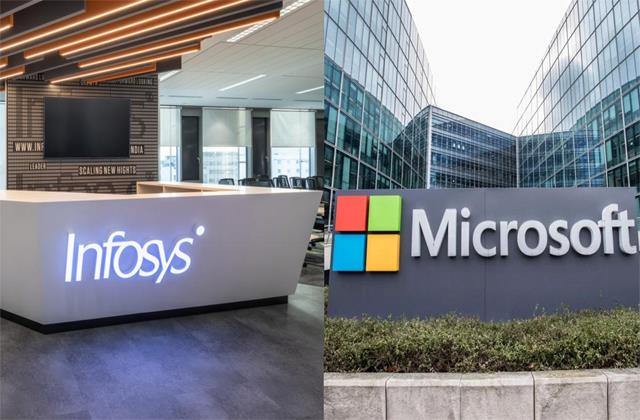 Infosys, Microsoft sign multi-year agreement with OsGrid