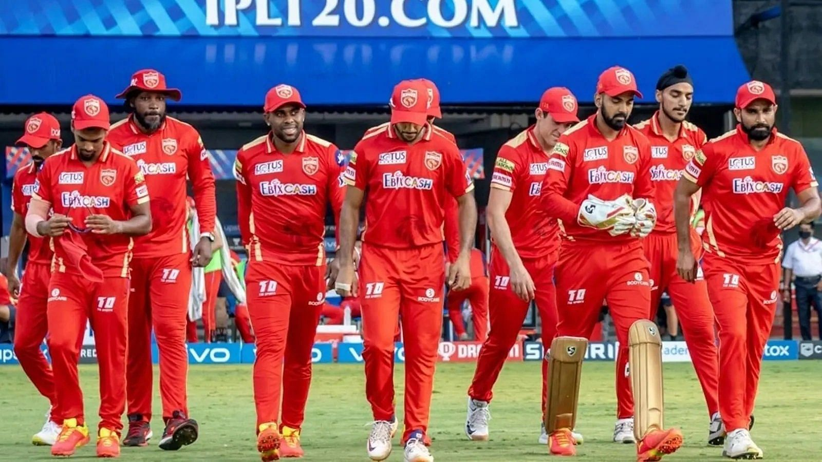 Punjab Kings have a chance to reach the playoffs of IPL 2021